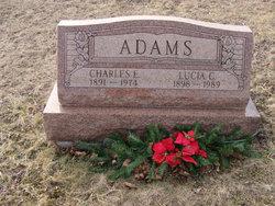 Lucia C. <i>Mease</i> Adams