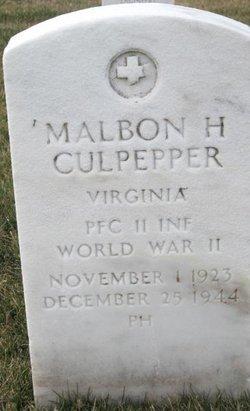 Malbon H Culpepper