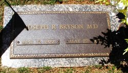 Dr Joseph Robert Bryson