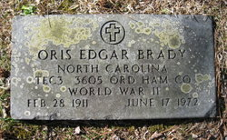 Oris Edgar Brady