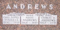 Adelie Addie <i>George</i> Andrews