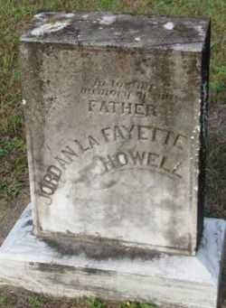 Jordan Lafayette Howell