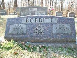 Alvin D Bobbitt