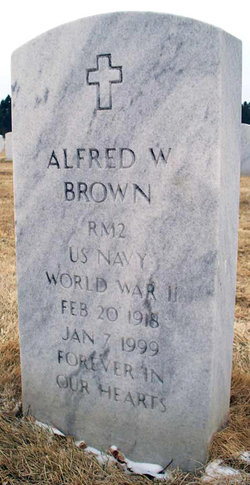 Alfred W Brown