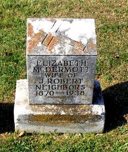 Elizabeth Libbie <i>McDermott</i> Neighbors