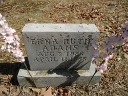 Erna Ruth Adams