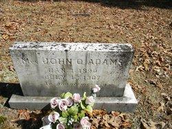 Sarah Elizabeth <i>Byars</i> Adams