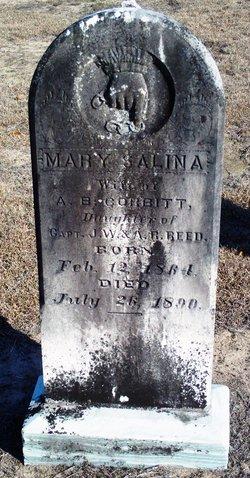 Mary Salina <i>Reed</i> Corbitt