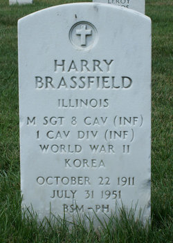 Harry Brassfield