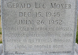Gerald Lee Jerry Moyer