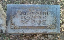 Lillian <i>Allen</i> White