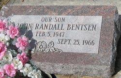 John Randall Randy Bentsen