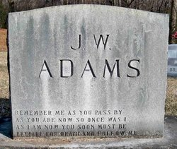 J.W. Adams