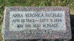 Anna Veronica Buckles