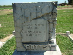 Thomas Allen Botts