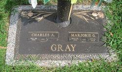 Marjorie G Gray