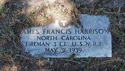 James Francis Frank Harrison