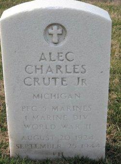 Alec Charles Crute, Jr