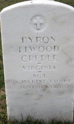 Byron Elwood Credle