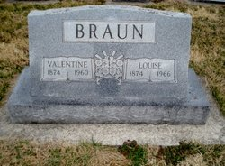 Louise <i>Dehn</i> Braun