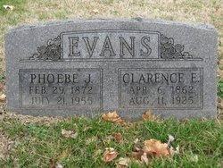 Clarence Eugene Evans