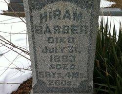 Hiram Barber