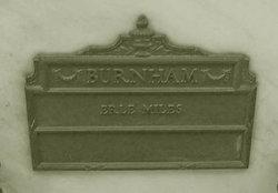 Erle Miles Burnham