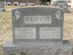 Albert H Beach