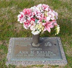 Ann M Keller