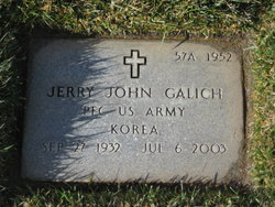 Jerry John Galich