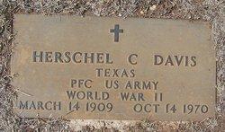 Herschel C Davis