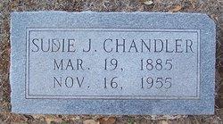 Sudie Jane <i>Rogers</i> Chandler
