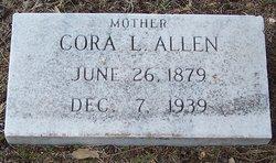 Cora Lee <i>Morton</i> Allen