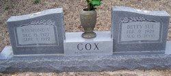 Betty Sue <i>Gilliam</i> Cox