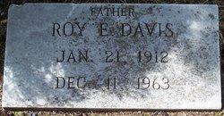 Roy Edward Davis