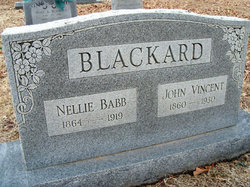 John Vincent Blackard, Sr