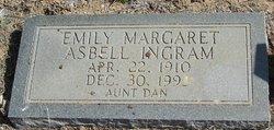 Emily Margaret <i>Asbell</i> Ingram