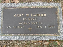 Mary Marable <i>Wilson</i> Garner