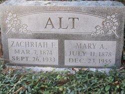 Mary Alice <i>Kimble</i> Alt