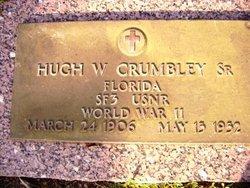 Spec Hugh W Crumbley, Sr