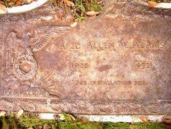 Allen W Adams
