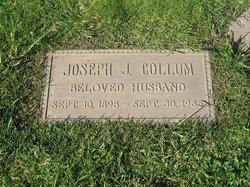 Joseph J Collum, Sr