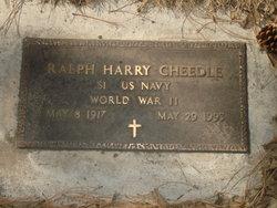 Ralph H Cheedle