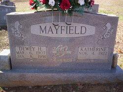 Dewey Herman Mayfield