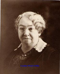 Mrs Caroline Foote <i>Weeks</i> Griffin
