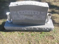 Thomas Joseph Stude Mathews