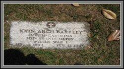Sgt John Arch Barkley