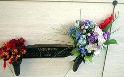Margaret F Anderson