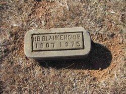 Henry Barna Blankenship