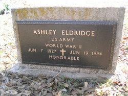 Ashley Eldridge, Sr